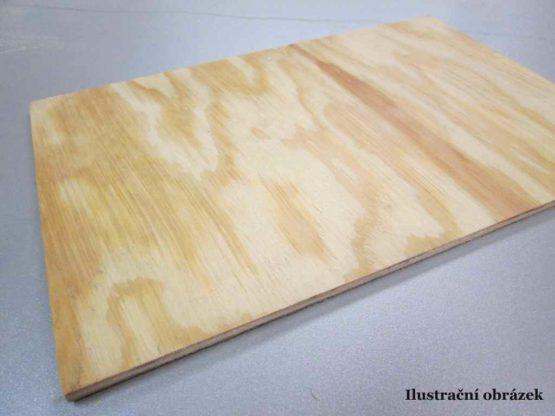 Překližka ( 8*2500*1250) A/B borovice